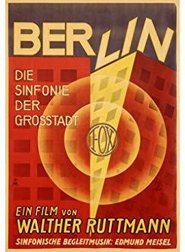 Berlin: Symphony of a Metropolis