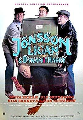 The Jönsson Gang & Dynamite Harry