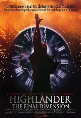 Highlander: The Final Dimension