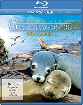 Fascination Galapagos 3D