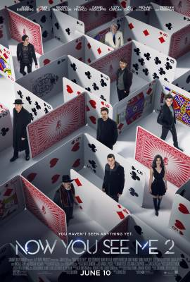 Now You See Me 2 2016 (1080p Bluray x265 HEVC 10bit AAC 7 1