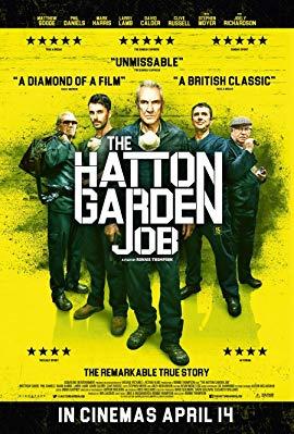 The Hatton Garden Job