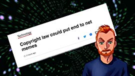 BBC Reports on Article 13: The EU Copyright Directive