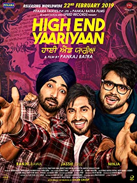 High End Yaariyaan