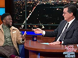 The Late Show with Stephen Colbert Kevin Hart/Nicole Byer