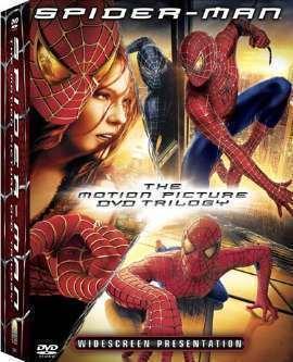 Spiderman 1,2,3
