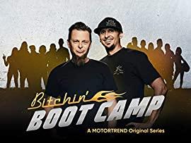Bitchin' Boot Camp (TV Series)